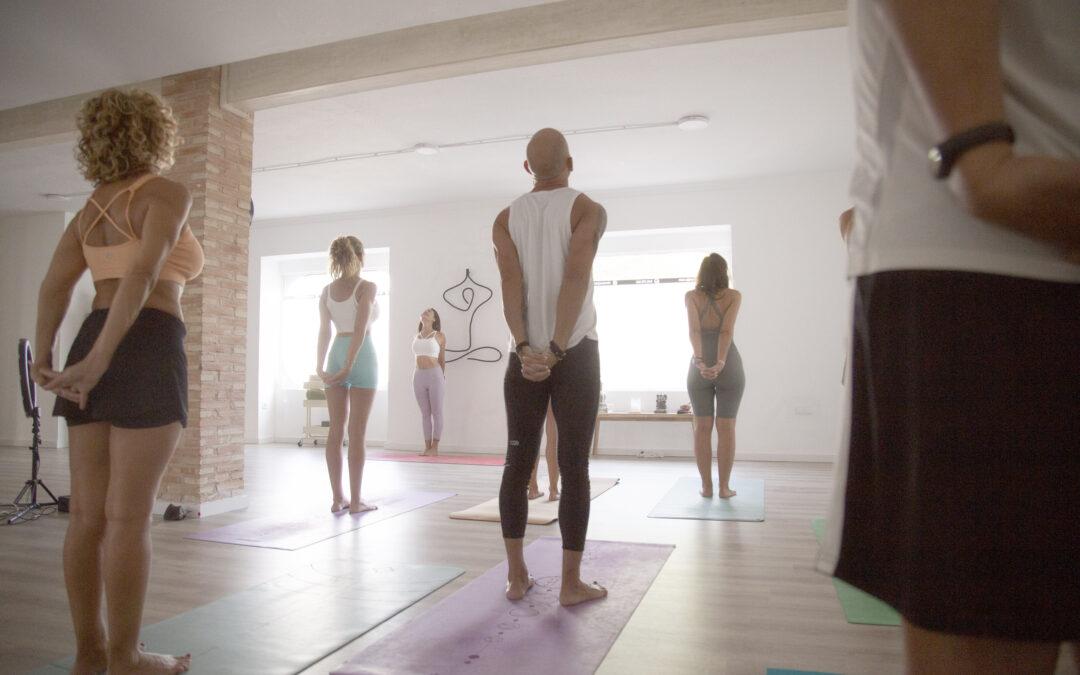 ¿Qué me pongo para mi clase de Yoga?