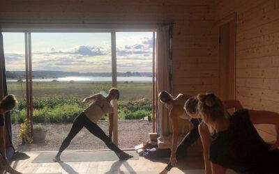 Retiro de Yoga. Mucho más que una escapada de moda.